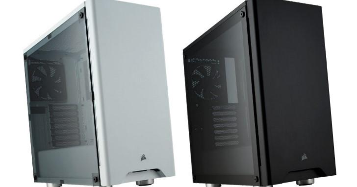 簡潔永不退流行,Corsair 推出 Carbide 275R 中塔型機殼系列