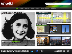 Qwiki :玩 iPad 、看影片、讀百科