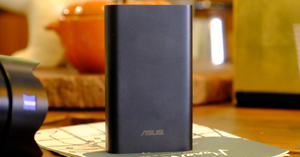 華碩超方便行動電源 ZenPower 10050C 開箱,支援 QC3.0、一次可充三支手機、筆電