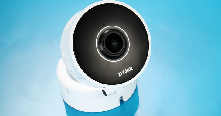 D-Link DCS-8100LH- 180度廣角鏡頭HD無線網路攝影機