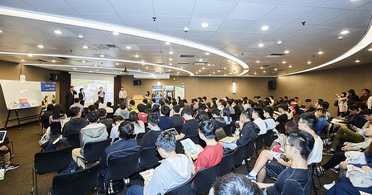 微軟總部AI高階主管親臨台灣.尋覓AI研發智慧人才