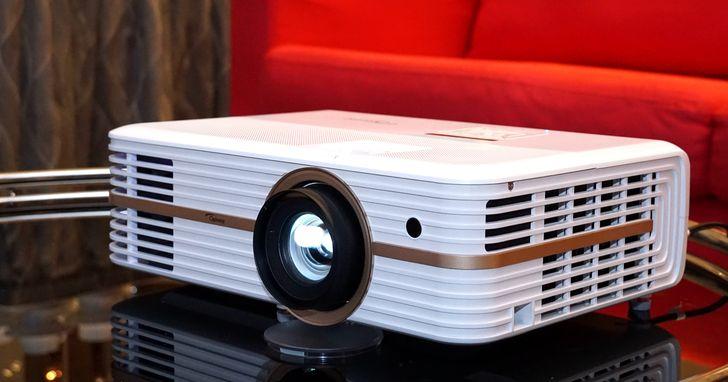 Optoma 推出新款 4K 家庭劇院投影機 UHD51A,可支援 Amazon Alexa 智慧語音助理