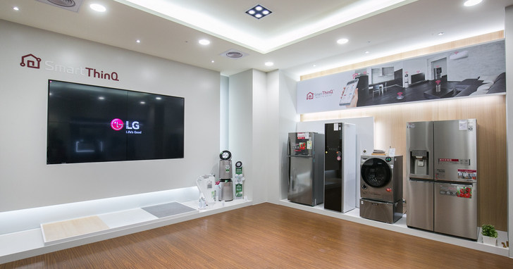 打造3C質生活,台灣首間LG品牌旗艦店盛大開幕
