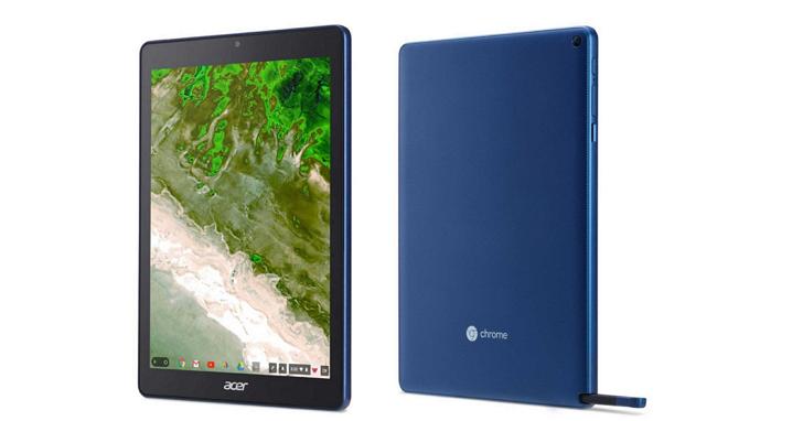 搶在平價 Apple iPad 發表前,Google發佈首款Chrome OS平板:觸控、可用Android APP還帶觸控筆