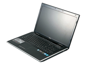 MSI FX720,內建USB 3.0的17.3吋娛樂筆電