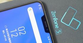 華碩 ZenFone 5 開箱!超廣角雙鏡頭好拍、續航力出色