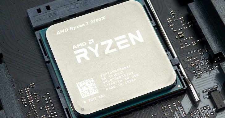 換裝 12 奈米製程提升效能,AMD 第二世代 Ryzen 7 2700X、Ryzen 5 2600X 與 X470 晶片組主機板動手玩