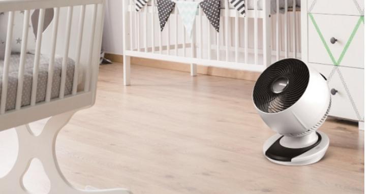 奇美 2018 夏季家電登場,10 吋三進化循環扇、DC 封閉式馬達風扇 D500系列推出