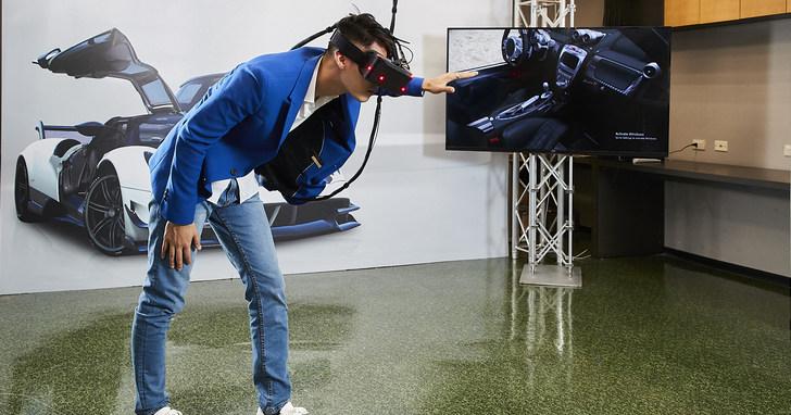 210度廣視角就是比別人看更多,宏星強化StarVR高階商用VR應用