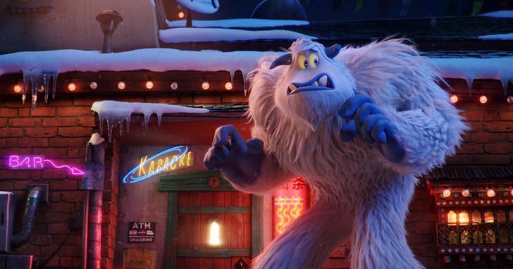 巨大雪人前進人類世界!? 《小腳怪》查寧塔圖顛覆觀眾對雪人的印象