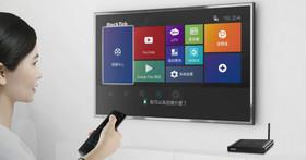 想看什麼用說的!RockTek推出全台首創全中文AI人工智慧語音電視盒