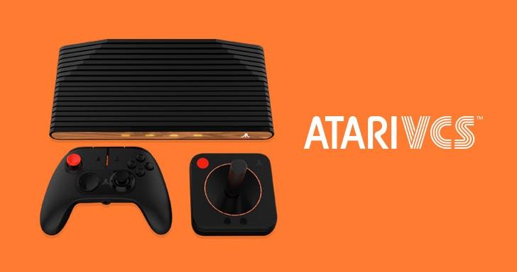 《一級玩家》後,雅達利推出致敬版主機 Atari VCS!5/30開放預購,價格從美金199元起跳