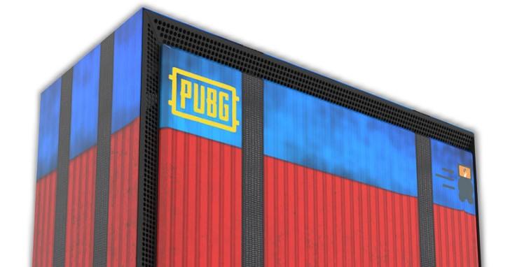 吃雞吃到「雞殼」,PUBG 絕地求生與 NZXT 合作推出空投箱造型 H700 限量版機殼