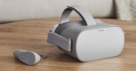 Facebook 開始銷售與小米合作的 Oculus Go 一體式VR裝置,售價199美元