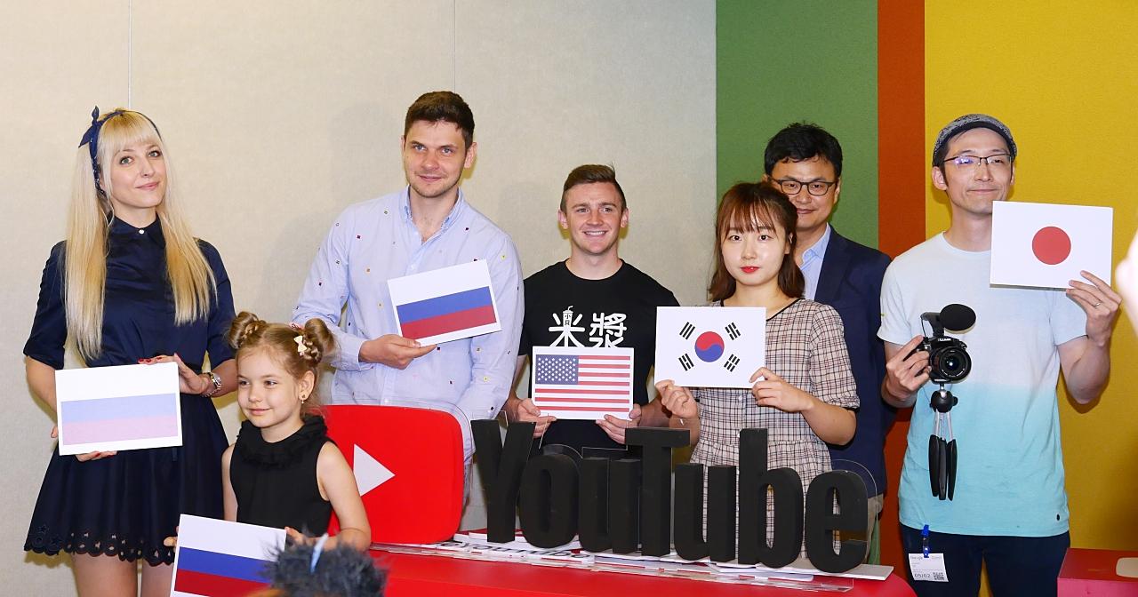 從外國視角看見台灣文化價值,美/日/韓/俄 YouTuber 分享成功經驗