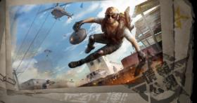 《荒野行動》宣布與《進擊的巨人》進行跨界合作,玩家將化身調查兵團在澀谷吃雞!
