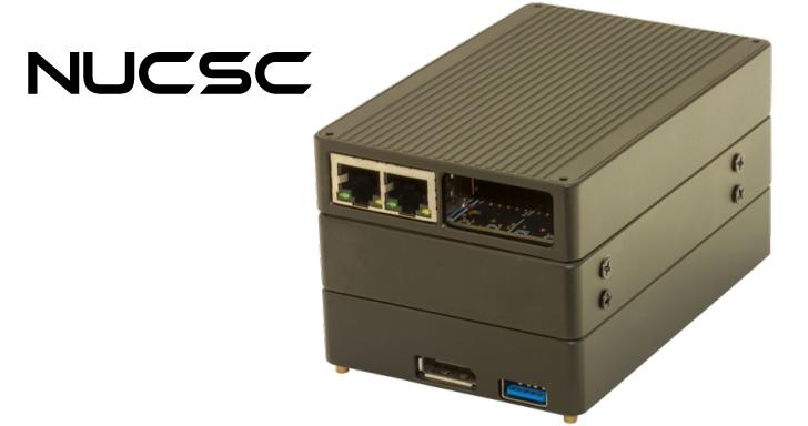 NUCSC 模組化 x86 迷你電腦,自由堆疊搭配各種功能