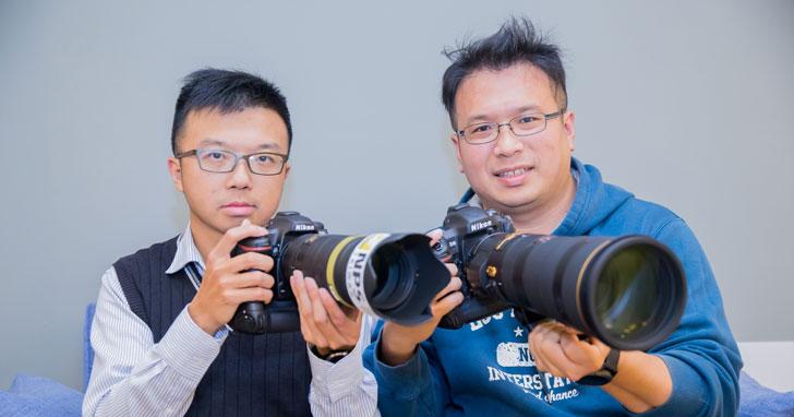 運動筆記攝影師老溼與貢丸專訪:深入探究「一路走來,始終 Nikon」的秘密!