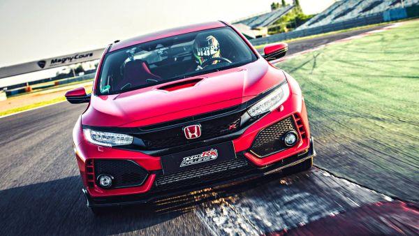 最速 FF 正常發揮!Honda Civic Type R 再度刷新歐洲知名賽道「前驅車」單圈紀錄