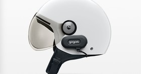 Gogoro 推出安全帽專用藍牙耳機,不限車種皆可裝,售價只要990元