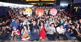 日式奇幻手遊《Fate/Grand Order》在台上線屆滿週年,官方大手筆舉辦生日慶典,製作人塩川洋介到場送出聖晶石大禮