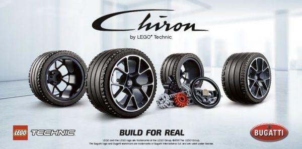 荷包準備好了嗎?Lego Technic 最新夢幻逸品 Bugatti Chiron 1:8 在 6/1 正式發表!