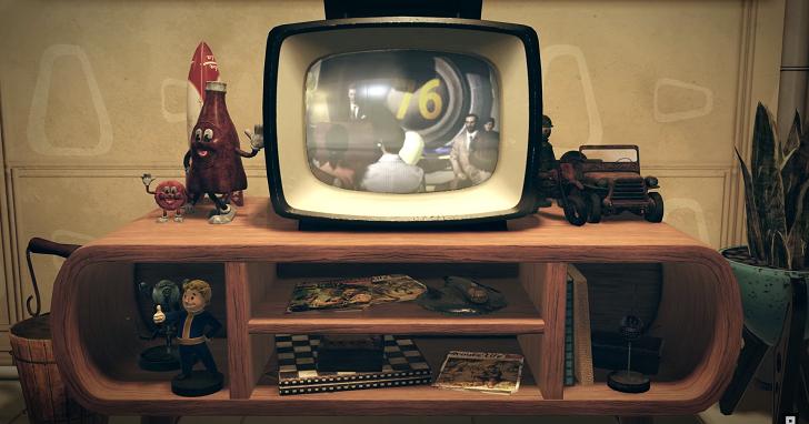 搞神祕的《異塵餘生76》預告影片來了,可能是一款多人線上大逃殺吃雞遊戲?