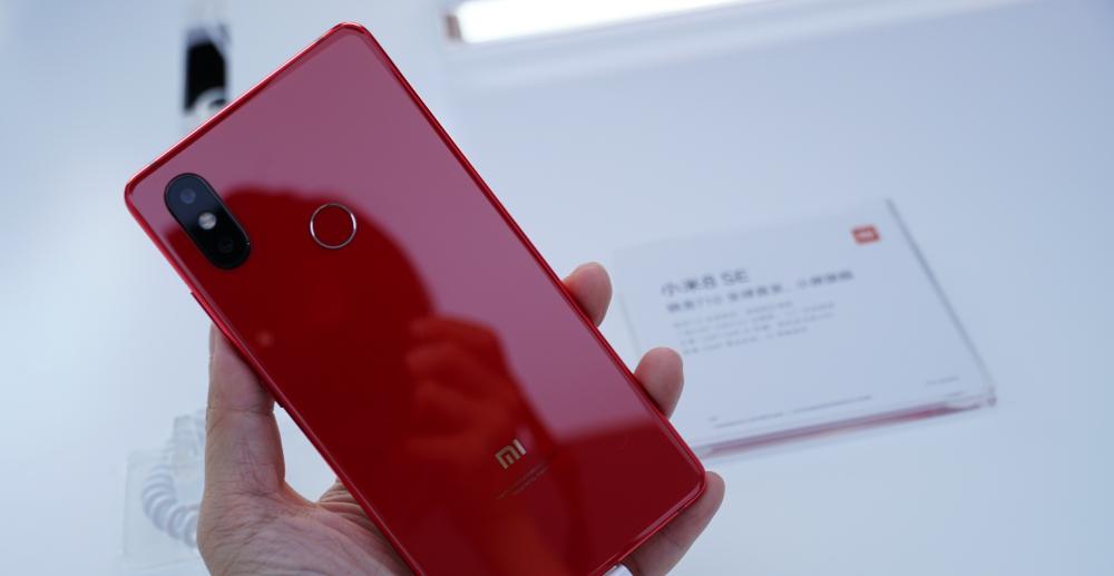 全球首款高通 S710 手機,全螢幕小手機小米 8 SE 登場