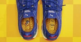 PUMA 與 SEGA 合作推出音速小子聯名鞋款,融入懷舊元素大玩復刻風