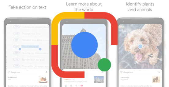 Google Lens 可從 Google Play 上下載囉!Sony、三星、HTC 多款裝置可使用