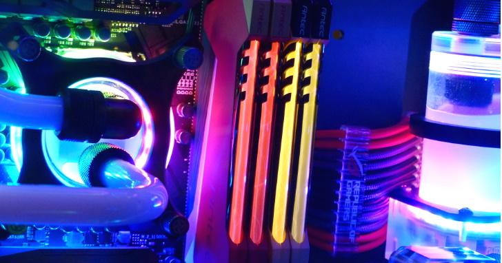 Antec 揮軍記憶體市場,機殼、電源供應器同步創新演進