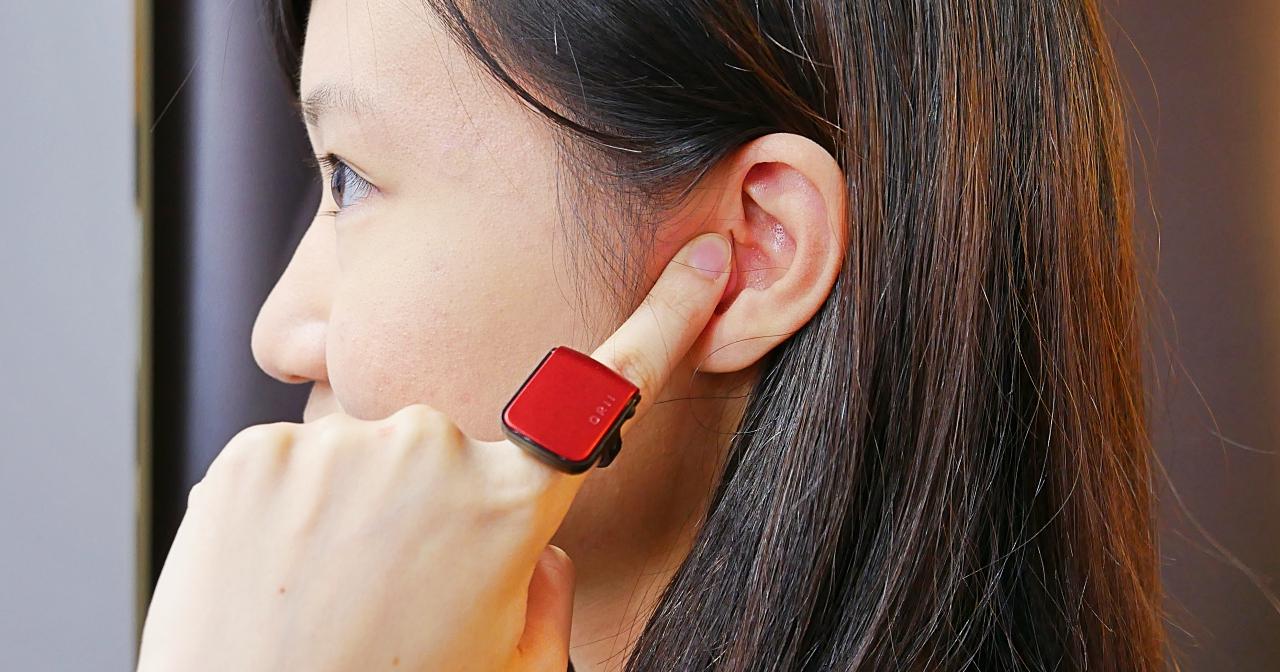 讓你像特務一樣接聽電話,ORII 骨傳導智慧戒指現場試聽 | T客邦