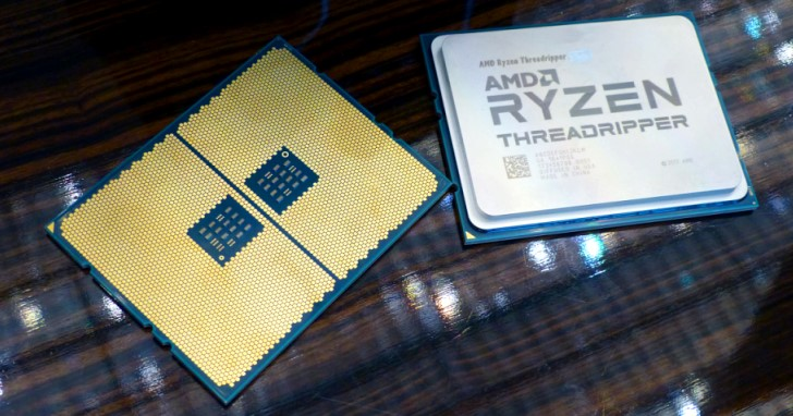 AMD 第二代 Ryzen Threadripper 現身,最高擁有 32 核心 64 執行緒