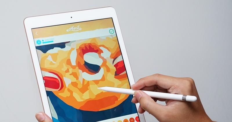 支援 Apple Pencil,兼具娛樂、工作、學業需求的平價 iPad 開箱動手玩