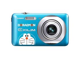 CASIO EXILIM EX-Z800 變身哆啦A夢限量版相機