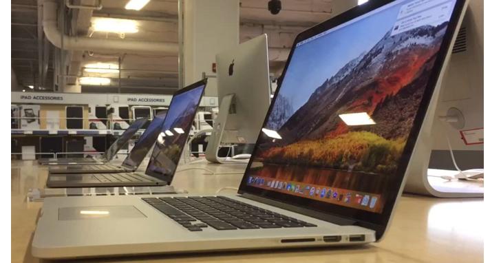 扯!台中一名攝影師Macbook Pro放速食店被偷,竟被銷贓到蘋果經銷商並且已被店員售出