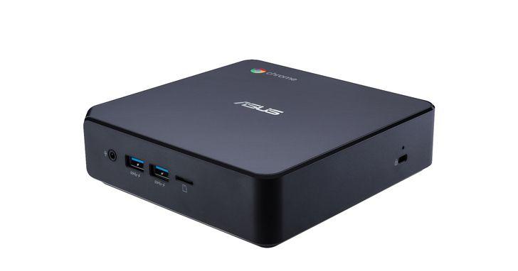 華碩推出新一代全方位迷你電腦ASUS Chromebox 3,支援Google Play及USB Type-C連接埠