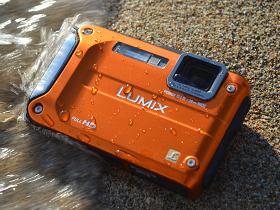 Panasonic Lumix DMC-TS3 相機實測:防水、防塵、防摔
