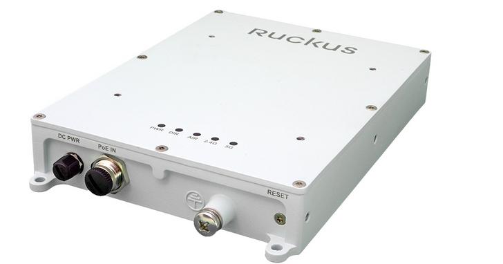 友訊代理Ruckus Networks,為體育館與大眾運輸推出專用的Wi-Fi基地台