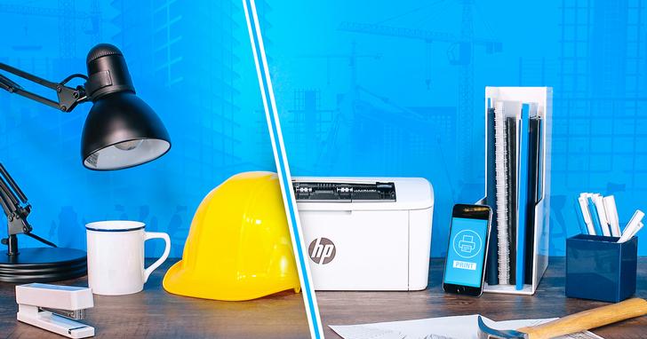 惠普推出世界最小的手機雲端雷射印表機,滿足個人工作室及微型辦公室