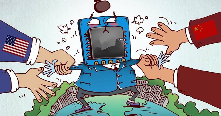 中美人工智能角力:中國在AI 領域實力追趕美國,也許將改變地緣政治格局