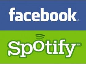 Facebook 將和 Spotify 手牽手推出線上音樂服務