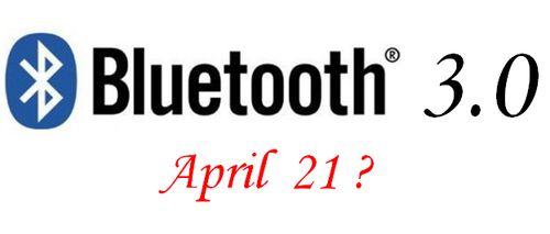 Bluetooth 3.0 外掛換檔加速