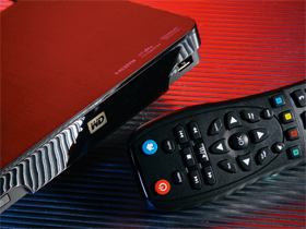 WD TV Live Hub:能上 Facebook、YouTube 的多媒體播放器