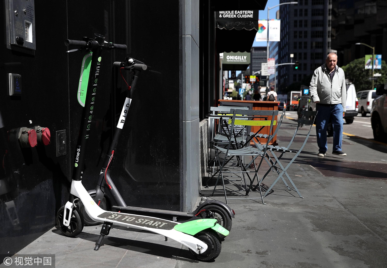 Google母公司Alphabet 重金投資共享滑板車 Lime,佈局未來共享交通
