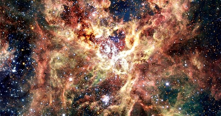 超級電腦模擬顯示任何質量的星團形成途徑都一樣