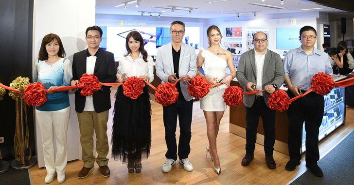 全球僅 14 家!台灣首間微軟 Surface 形象旗艦店正式開幕