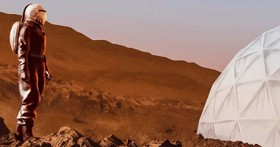 外國記者體驗火星模擬生活,感嘆「真不容易」