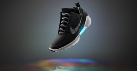 從電影「回到未來2」的自動綁帶鞋看科技是如何與球鞋做結合