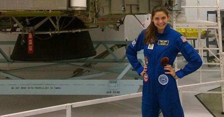17 歲少女 Alyssa Carson 正在受訓,目標成為 NASA 第一批火星殖民者